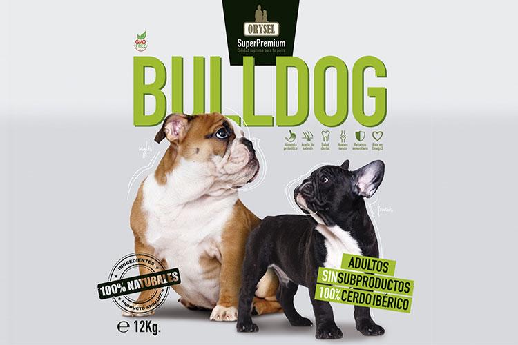 Orysel lanza el mejor producto para razas Bulldog